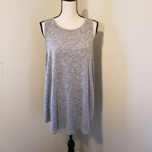 Old Navy Luxe Tunic Top